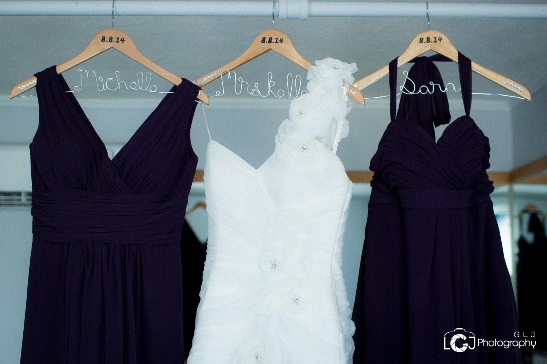 Fine Hanger For Wedding Dress Vignette - All Wedding Dresses ...