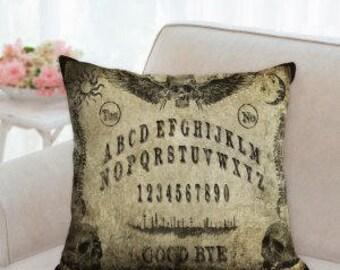 Halloween Ouija Board Pillow