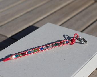 Arlecchino keychain