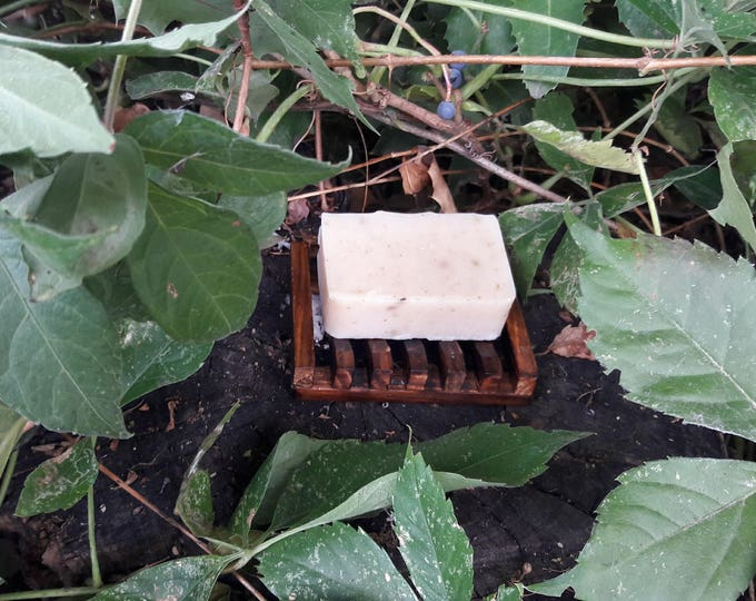 Into The Woods All Natural Soap w/ rosemary and a woodsy blend of essential oils
