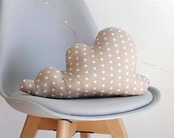 Cloud Pillow Beige