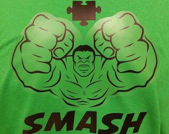 Autism Hulk Smash Autism Youth