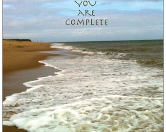 COMPLETE ~ Poetry Postcard by Author Cristina M. R. Norcross (Postcards from the Eternal Collection)