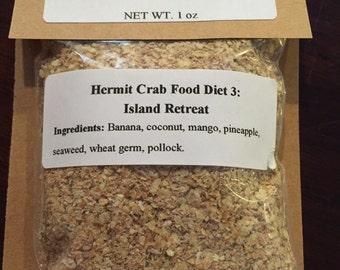 Island Retreat: Diet 3