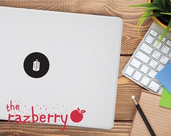 Doctor Who Macbook Decal Doctor Who Logo Macbook Decal Symbol Macbook Pro Macbook Air Decal Sticker Tardis Macbook Decal Doctor Who Sticker