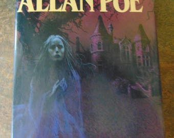 Works of Edgar Allan Poe , 1985 , 77 Tales . One Complete Novel and 31 Poems