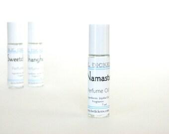 Perfume Oil. Custom Fragrance, Choose Your Favorite Soap Scent