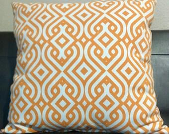 Geometric design throw pillow, decorative pillow,