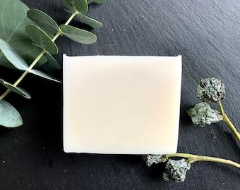 Mint Eucalyptus Bar soap>> essential oils only/all natural/minnesota made
