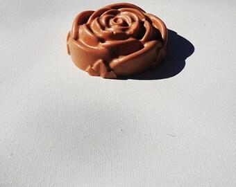 """La Petite """"Bronze"""" Fleur Soap"""