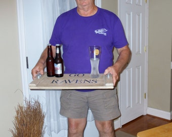 Baltimore Ravens Serving Tray Personalized Sports Teams Names Serving Tray