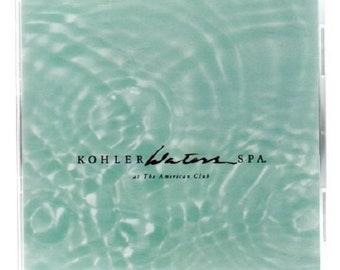Kohler Waters Spa at the American Club CD
