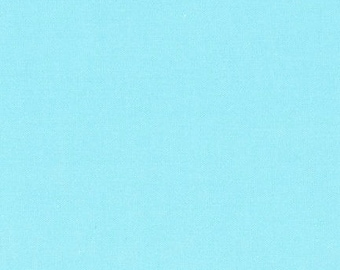 Lagoon plain fabric
