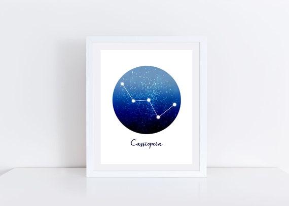 Cassiopeia Print