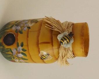 Bumblee Bee Votive