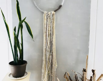 On the Other Side of Light: Wall Hanging
