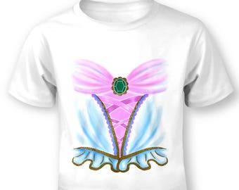 Princess Costume baby t-shirt