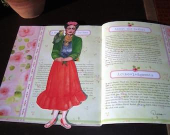 Frida Kahlo bookmark