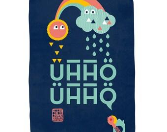 Uehhoe Uehhoe childrens print