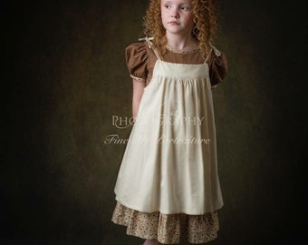 Little Orphan Annie Dress