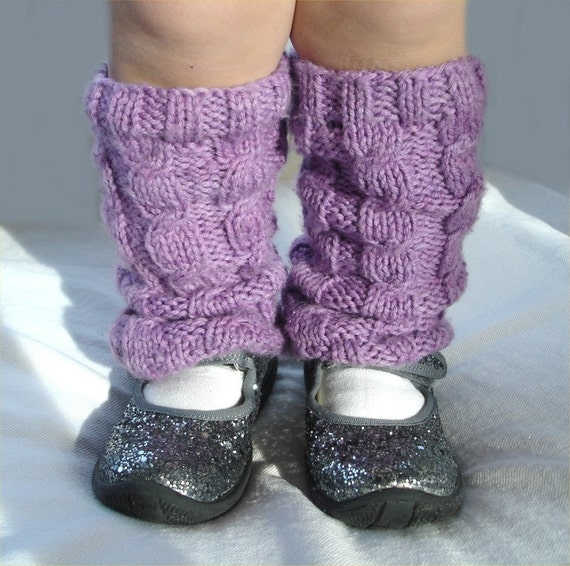 Knitting Pattern Cabled Leg Warmers Pdf