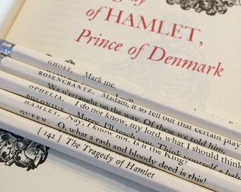 Hamlet Wrapped Pencil Set