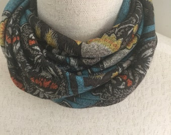 "Womens Multi-Colour Scarf. This Design is called the ""Maria"""