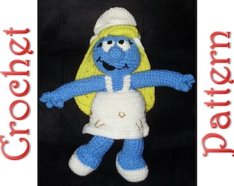 Samantha A Crochet Pattern by Erin Scull