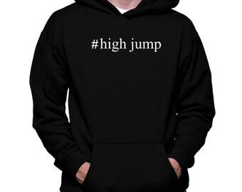 High Jump Hashtag Hoodie