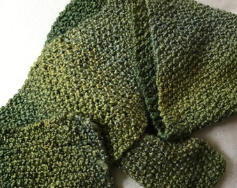 Green Thumb scarf
