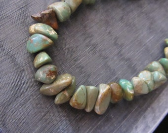 New Mexico Green Turquoise