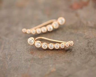 Dotted Ear Climbers
