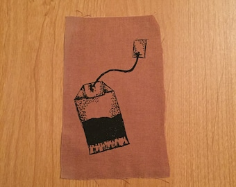 Teabag Patch