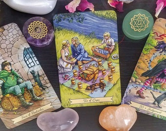 Tarot Reader's 1 Question Help Guide