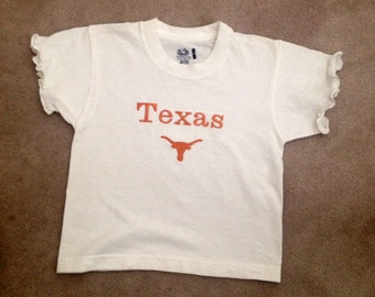 Texas Longhorn Toddler T-shirt