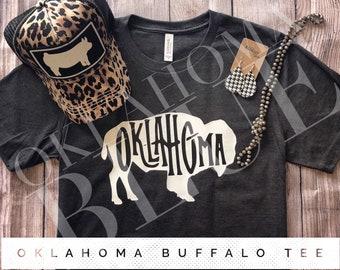 Oklahoma Historic Buffalo