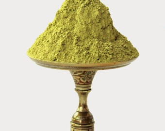 1 kg 100% narutal HENNA POWDER For Hair color , no ppd Therapeutic Grade