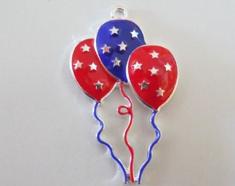 53mm Party Balloons, Birthday Balloons Rhinestone Pendant, P20