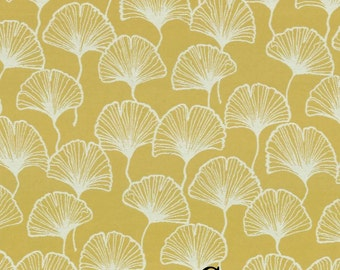 Gingko Leaf - Various Color Options - Home Decor Fabric by the Yard