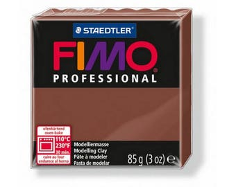 Fimo clay Professional chocolate 77-85gr