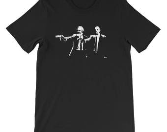 Marx and Lenin - Fun Philosophy Shirt