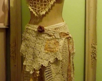 Shabby Shores Destination Wedding Must Have Wrap Skirt Ready to Ship FREE In USA
