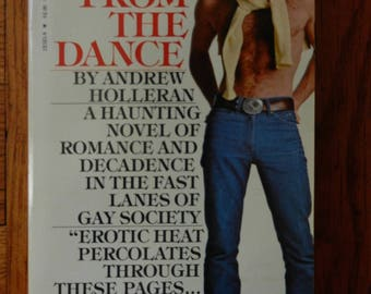 Retro 70's Dancer From The Dance Andrew Holleran Paperback Book 1979
