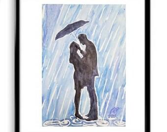 Love in the Rain
