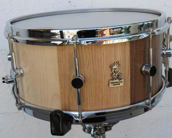 14x6 5 stave snare snare drums handmade drums. Black Bedroom Furniture Sets. Home Design Ideas