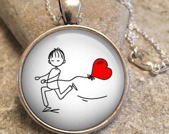 Valentine Jewelry Necklace, valentines jewelry, heart jewelry, valentine gift,gift for her,valentines gift,valentines day,gift for wife va14