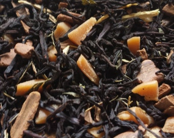 Vanilla Caramel Black Tea