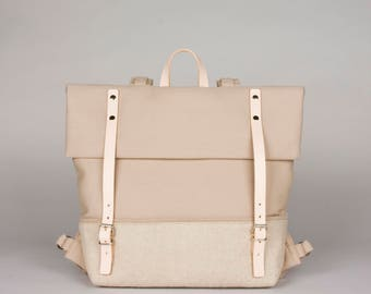 Backpack MILO sand