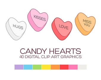 Valentine Clipart Valentine Clip Art Heart Clipart Love Clipart Candy clipart Food Clipart Girl Clipart Mothers Day Clipart - A80024