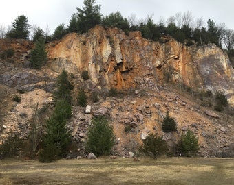 April at Ableman's Gorge - Rock Springs - Wisconsin Landscape - Wall Decor
